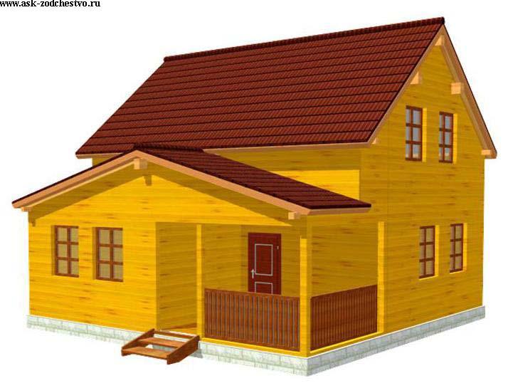 Дом под ключ. комплектация. Сруб дома. к списку проектов. Цена из